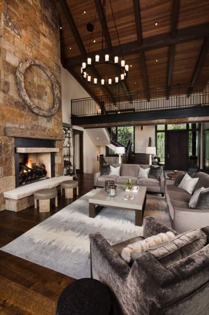 25 Rustic Living Room Ideas To Fashion Your Revamp Around With
