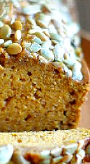Starbucks Copycat Pumpkin Bread ❊