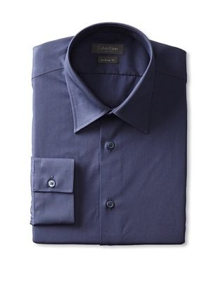 Calvin Klein Collection Men's Medium Fit Shirt