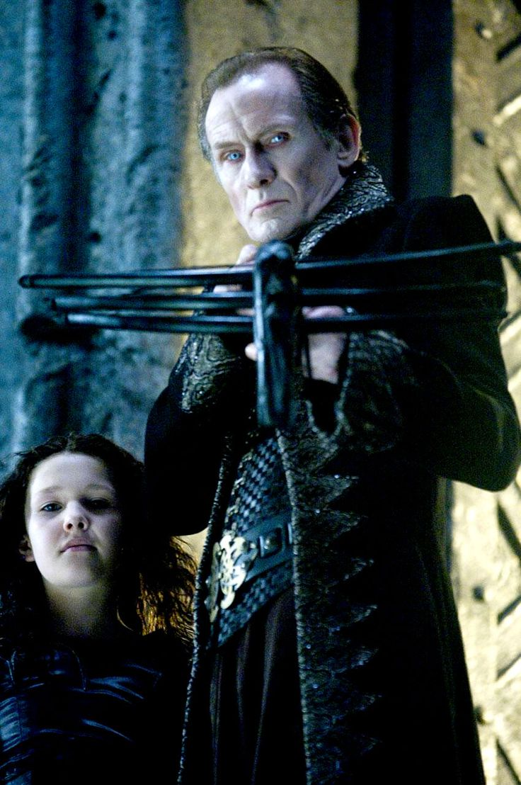 Underworld, Viktor/Bill Nighy