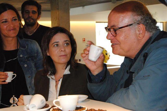 Campomaiornews: Bloco de Esquerda visita Delta Cafés na pré-campan...
