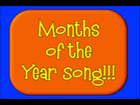 Lesson: Months of the Year - ESL KidStuff