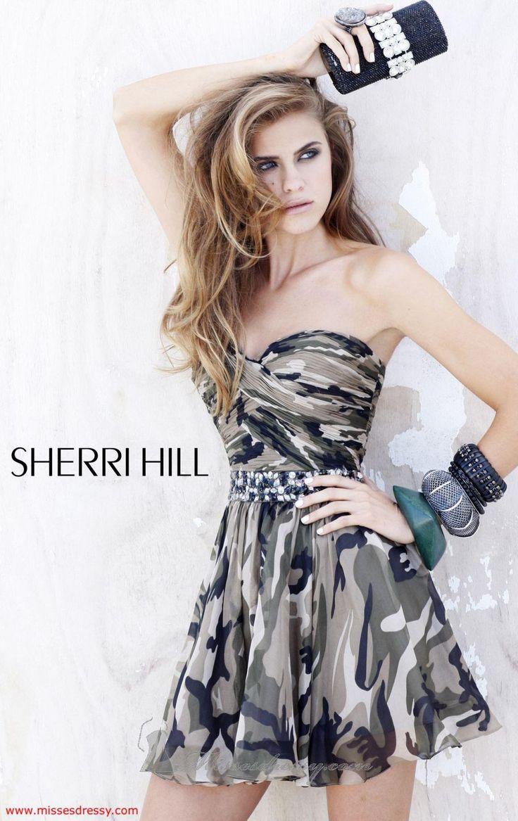 Vestido Sherri Hill 2905 - MissesDressy.com