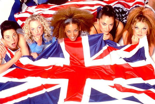 """Spice Girls     0 .           Girl power! Debuting in 1994 with """"Wannabe,"""" the powerhouse group -- Mel C, EmmaBunton, Mel B, VictoriaBeckham and Geri Halliwell -- became the best-selling female group of all-time. Haliwell left the band in 1998, but the five women reunited for a world tour in 2007. The British pop stars also performed during the closing ceremonies at the 2012 Olympics in London."""