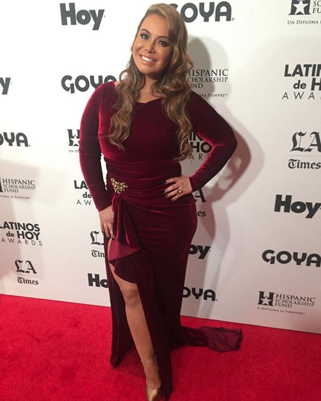 Chiquis marin nipple slip out picture — img 12