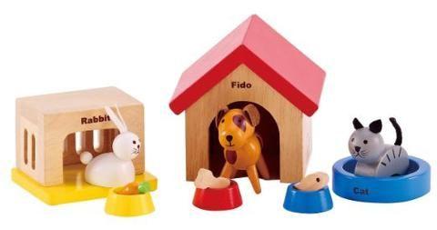 Family Pets 12pc - iPlayiLearn.co.za  - 2