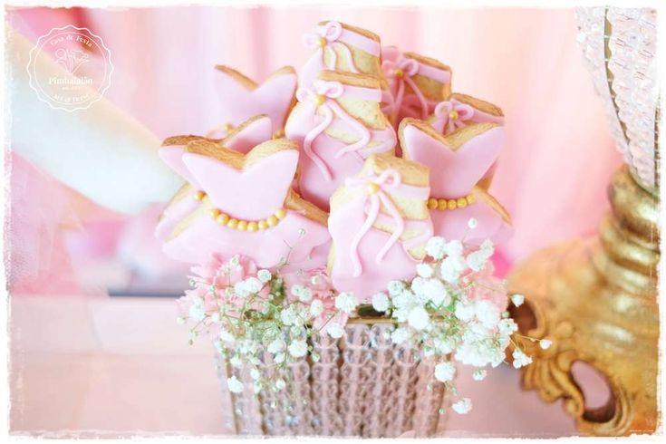 Ballerina Birthday Party Ideas   Photo 1 of 24