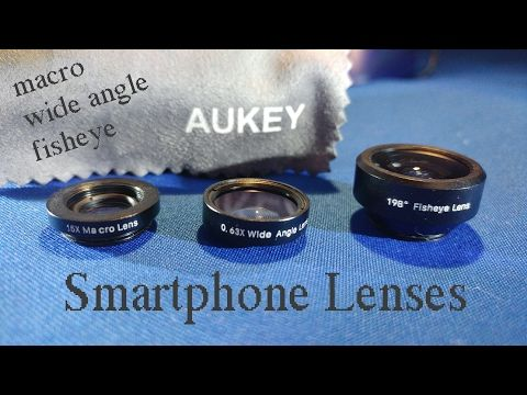 """Welcome to this Tech Buy! I bought the Aukey lenses. Then. Many people, like me, They saw some beautiful macro pictures on the internetmade with professional cameras payed hundreds or maybe thousands of euros and as they couldn't do them with the phone,they thought : """"I want to try..."""