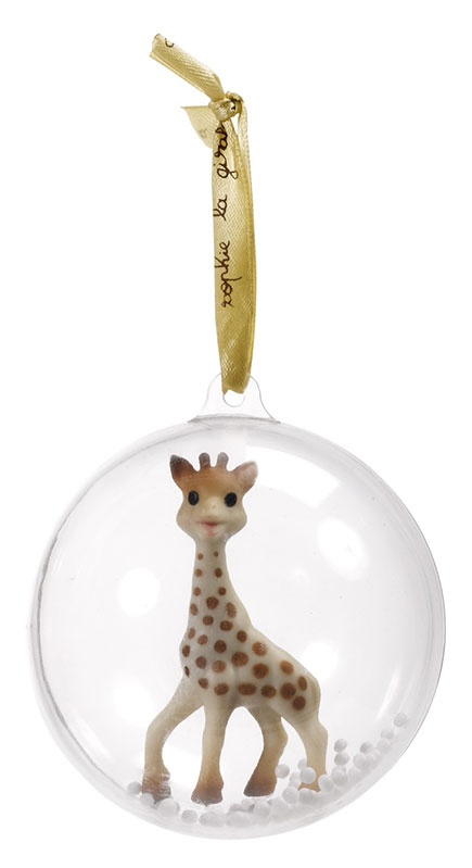 Sophie the Giraffe  -joulupallo, 9,95 €. - Bebes