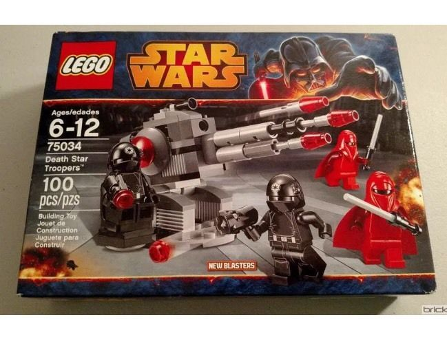 Lego Star Wars 75034 Death Star Troopers New RETIRED Free Shipping!!! | Toys & Hobbies, Building Toys, LEGO | eBay!