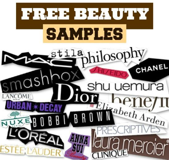 how to get free samples of products online