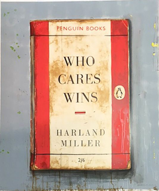 WHO CARES WINS, 2016 - HARLAND MILLER