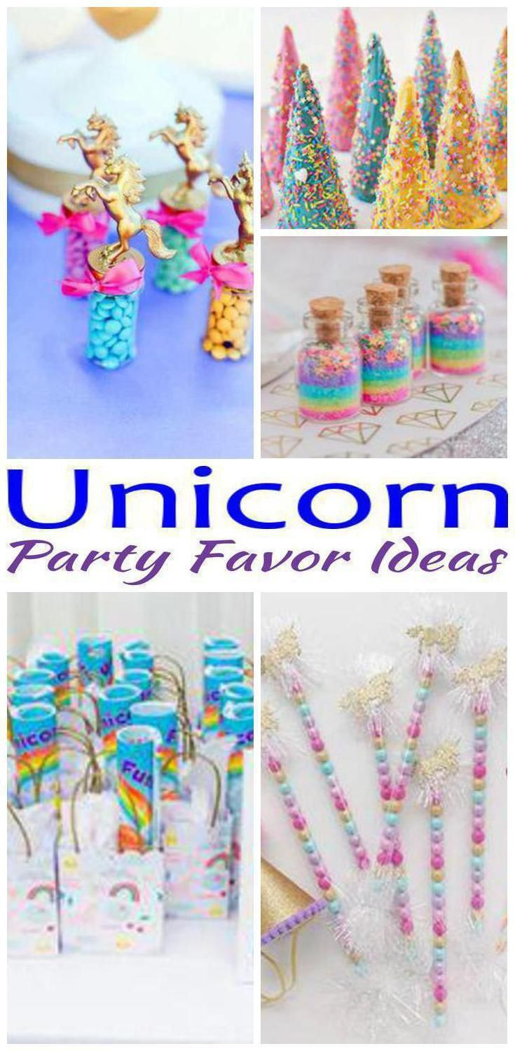 Kids Party Favors are Easy to Find, cose You Know What ...  Fun Birthday Favor Ideas