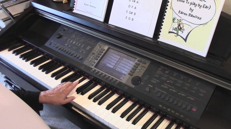 Playing Music With No Music - Lesson 4 -- By Karen Ramirez ...