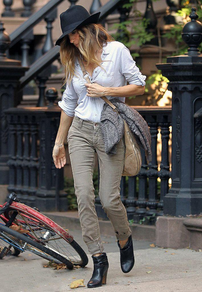 Fall Style Profile: Sarah Jessica Parker