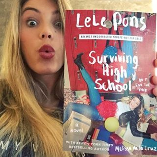 Lele Pons And Her New Novel Surviving High School Books We Love