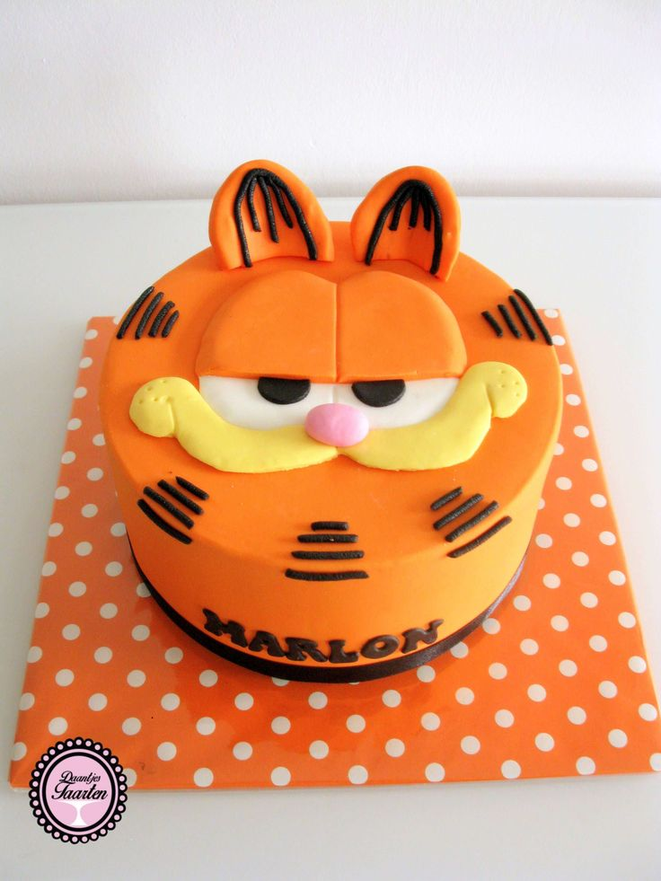 ,Garfield Taart