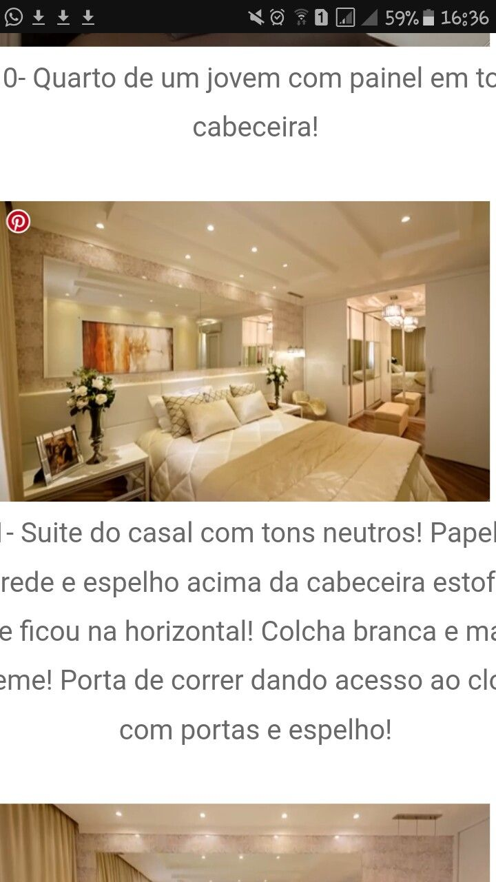 46 Best Quarto Casal Images On Pinterest At Home Beautiful  # Muebles Gil Alburquerque