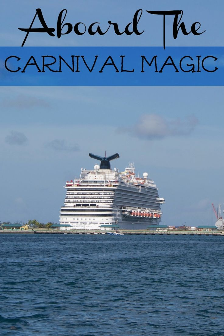 Step Aboard The Carnival Cruise Ship the Carnival Magic #CruisingCarnival