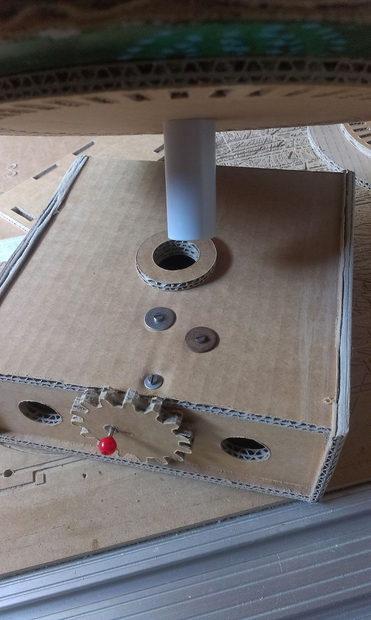 CARTILLON: meccanismo per giostrina centro tavola