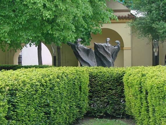 Františkánská zahrada
