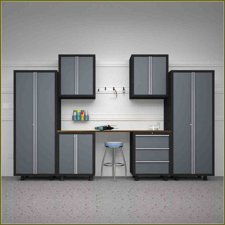 Best 35 Best Garage Cabinets Images On Pinterest Custom 400 x 300