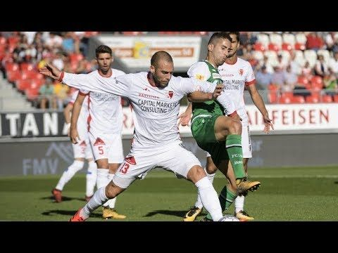 FC Sion vs. FC St. Gallen/ 1:2 - Super League - Full Match - 15.10.2017