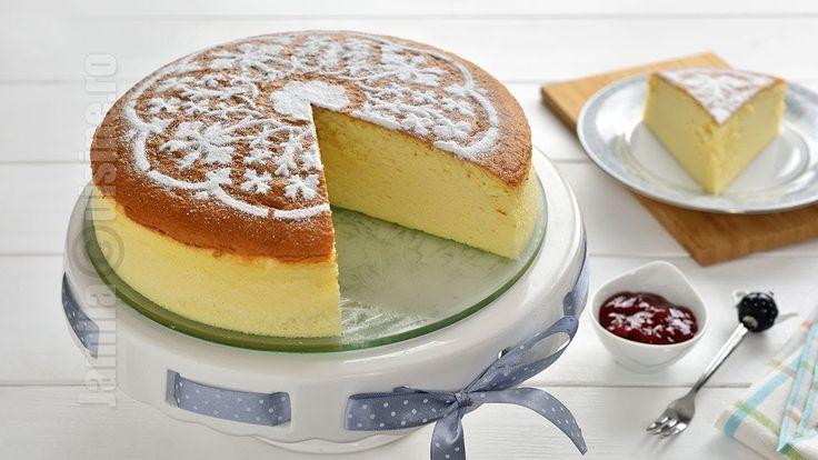 Cheesecake Japonez | JamilaCuisine