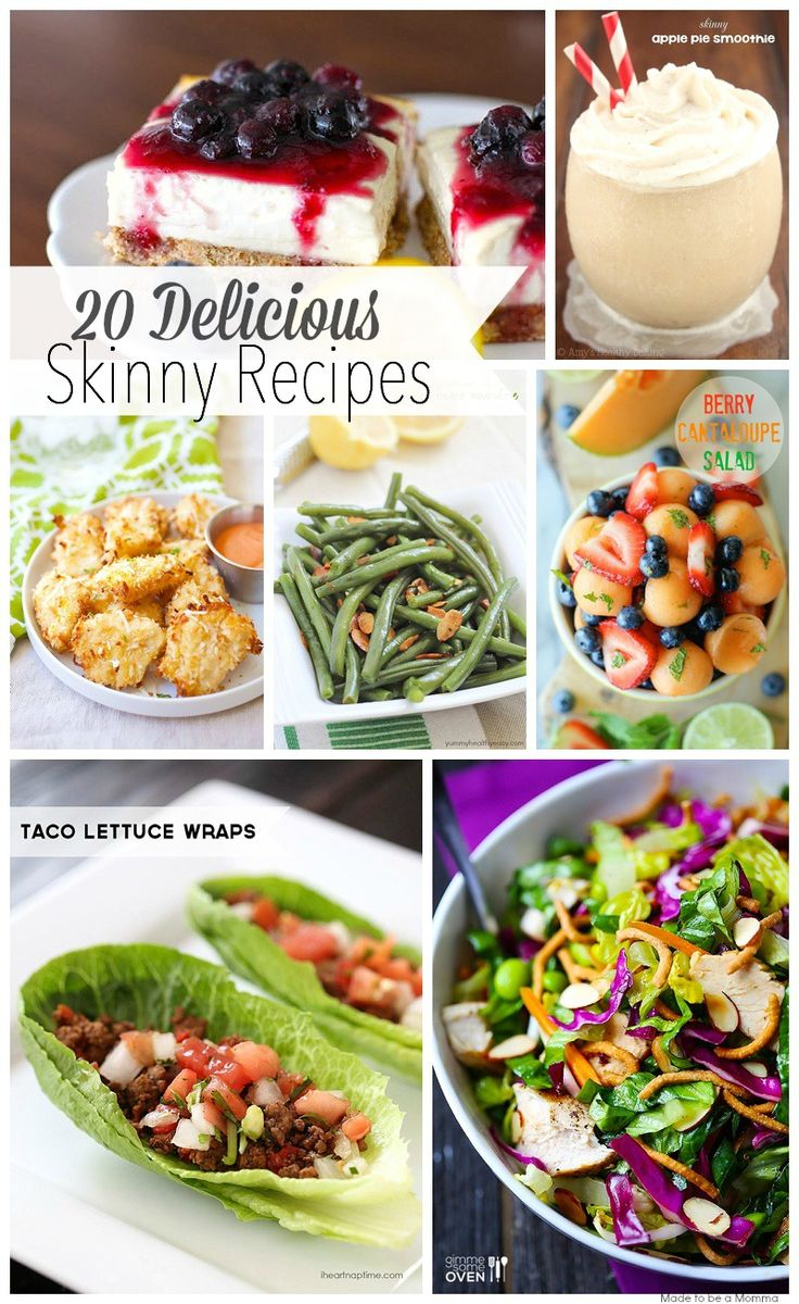 Delicious Skinny Recipes