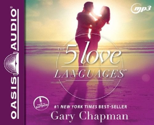 The 5 Love Languages By Dr. Gary Chapman CD
