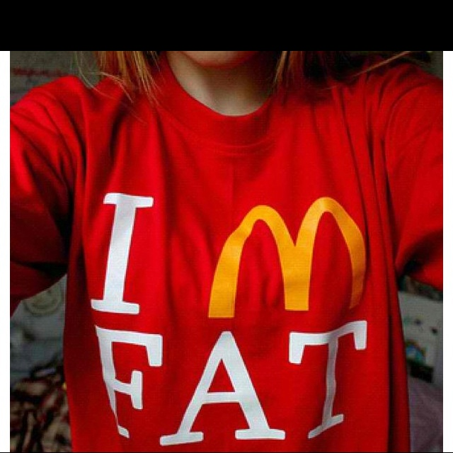 McDonald's ??? No way!!!