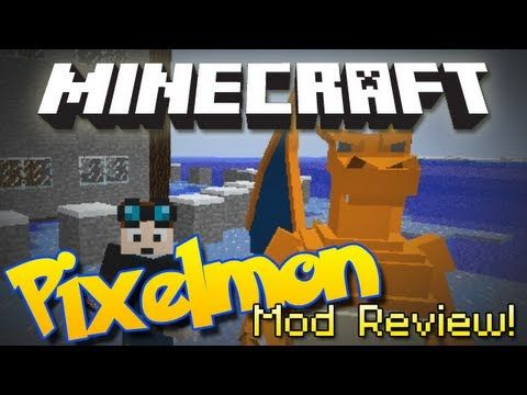 Minecraft | POKEMON: MINECRAFT VERSION! (Pixelmon X & Y Celebration!) | Mods Showcase - YouTube
