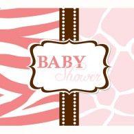 Baby Shower Pink Invitations (8pk) $7.95 20897386