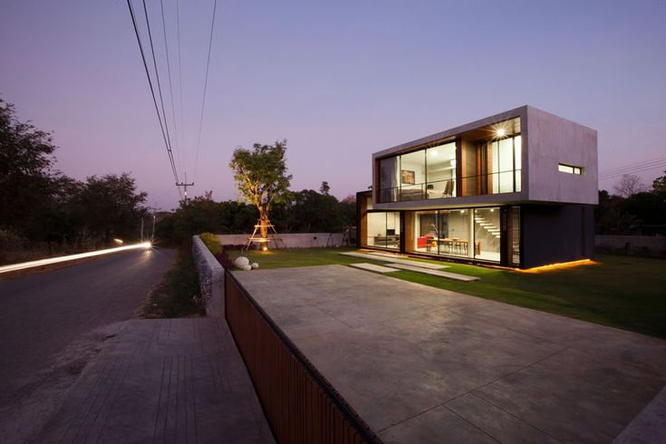 Beautiful Houses: W House in Thailand