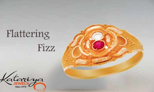 Traditional Gold Ring Buy Now: http://buff.ly/1JiM65Y COD Option Available With Free Shipping In India