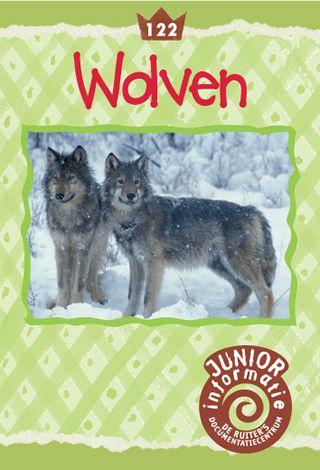 Wolven zijn de voorouders van de honden. Honden stammen dus af van wolven. Daarom lijken ze veel op elkaar. Maar wolven hebben een spitsere snuit en goudgele ogen. En de staart van een wolf hangt naar beneden, terwijl die van een hond vaak omhoog wijst. Wolven zijn zwart, bruingrijs, bruingeel of wit. Dat ligt aan de streek waarin ze wonen. Alle wolven zijn sterk. Ze hebben vooral sterke poten. Ze kunnen wel zestig kilometer per uur lopen. Ze kunnen ook goed zwemmen en klimmen. Allemaal…