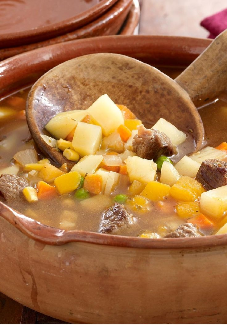 Traditional Chilean Stew -- Try this tasty Traditional Chilean Stew recipe…