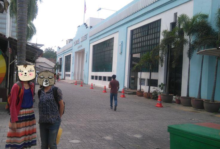 馬來西亞 吉隆坡 Central Market中央市場門口