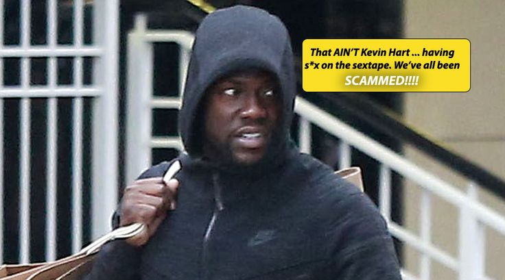 September 23 2017: Barnicoz blog.com just received a BLOCKBUSTER report  and its got our head spinning. You know that alleged Kevin Hart SXTAPE  well the person in the tape having relations  was NOT Kevin Hart. And YES we have proof. Before the alleged sextape was leaked earlier this week a person was going around attempting to EXTORT Kevin Hart. The extortioners  were told  did NOT have any sxtape footage of Kevin Hart and Montia Sabbag  so they edited a bunch of video footage  to make it…