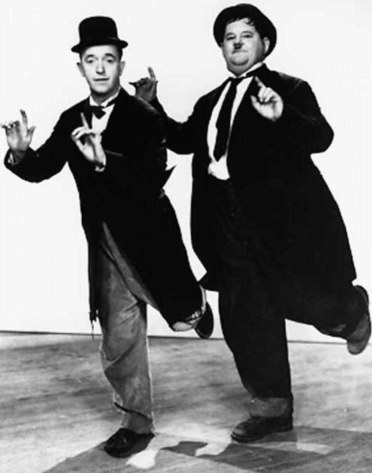 Stan Laurel & Oliver Hardy ~ Bangra
