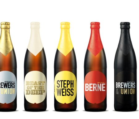 Our first featured Brewer is & Union. This case is a selection of 12 of their best beers in honour of how they revolutionised the SA craft beer scene. During the month of October it is going for a reduced price.