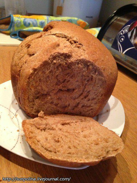 В хлебопечи