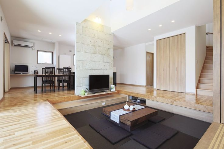 WAZA「和座」モデルハウス : 和風インテリア・和モダン住宅の家具画像/参考写真集 - NAVER まとめ