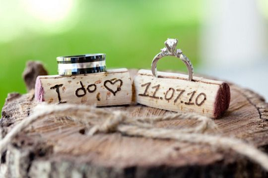 wine corks save the date
