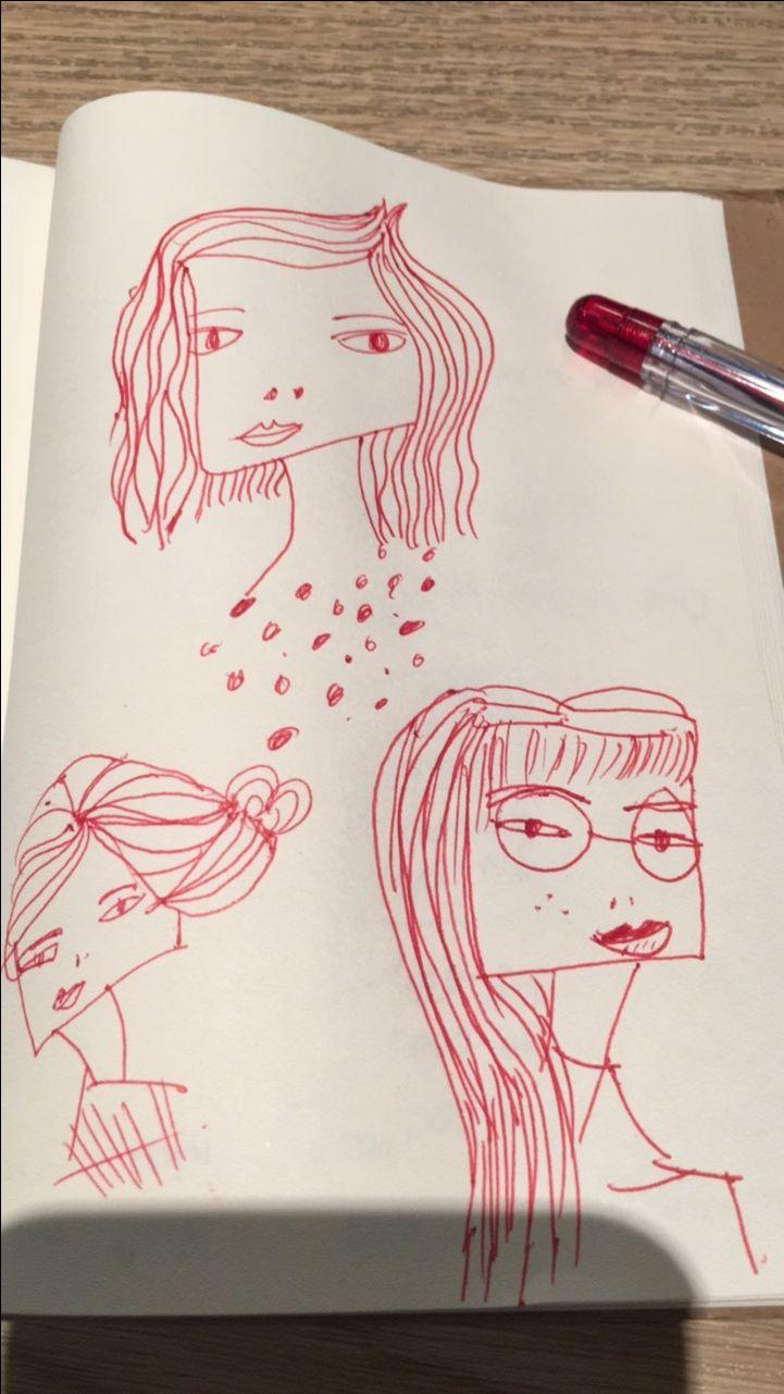 Killingtime doodling