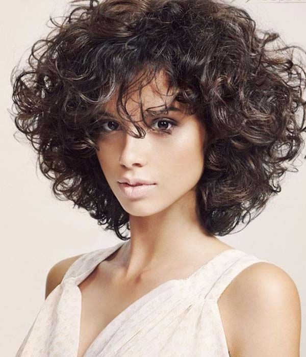 fall 2015 curly hairstyles - Google Search