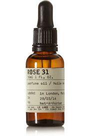 Le LaboPerfume Oil - Rose 31, 30ml