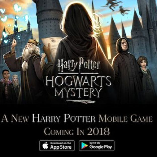 Whos ready to jump back into the wizarding world with the new harry potter mobile game?    #harrypotter #magic #wizard #witch #magician #mobile #mobilegame #smartphone #xbox #playstation #gamer #gamergirl #wizardingworldofharrypotter #mystery #comic #comicbook #art #film #movie