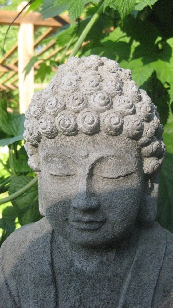 Concrete Large Buddha Statue