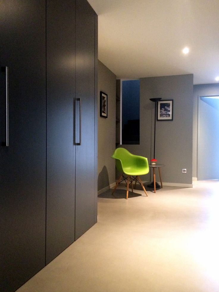 74 best Rangements/ buanderie images on Pinterest Dressing room - comment poser des portes de placard